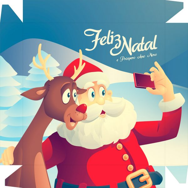 Natal dos Sonhos- Selfie com o Papai Noel @ Casa do Turista | Rio Grande do Sul | Brasil