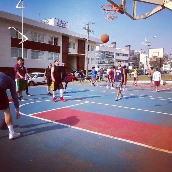 Torneio de Basquete 3x3 @ Praça Pinheiro Machado | Rio Grande do Sul | Brasil