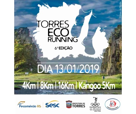 Torres Eco Running @ Praia Grande | Rio Grande do Sul | Brasil