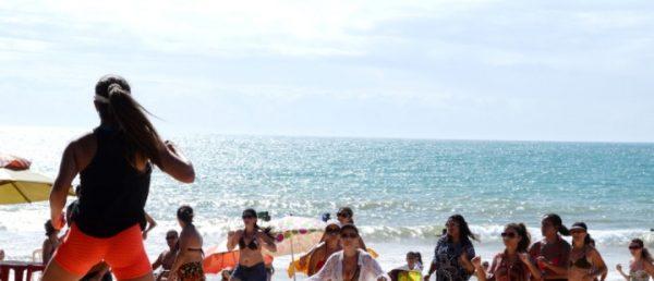 Aula de Zumba @ Paradouro Mais Verão | Rio Grande do Sul | Brasil