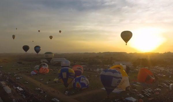 30º Festival Internacional de Balonismo de Torres