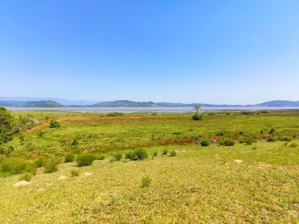 Vista da Lagoa de Itapeva