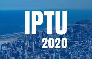 Banner IPTU